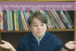 What do your students truly know about fractions? This blog post discusses an eye opening assessment that made this teacher think differently about fraction sense. Click to read!